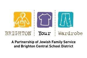 JFS Brighton Your Wardrobe Logo