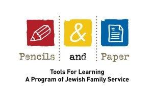 JFS Pencils and Paper Logo